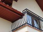 25 barierki zewnętrzne, balustrady, kowalstwo artystyczne kielce - Kowalstwo Artystyczne Kielce KOW-MET