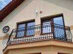 26 barierki zewnętrzne, balustrady, kowalstwo artystyczne kielce - Kowalstwo Artystyczne Kielce KOW-MET