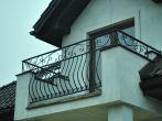 28 barierki zewnętrzne, balustrady, kowalstwo artystyczne kielce - Kowalstwo Artystyczne Kielce KOW-MET