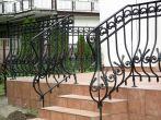 42 barierki zewnętrzne, balustrady, kowalstwo artystyczne kielce - Kowalstwo Artystyczne Kielce KOW-MET