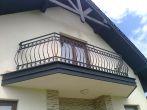 50 barierki zewnętrzne, balustrady, kowalstwo artystyczne kielce - Kowalstwo Artystyczne Kielce KOW-MET