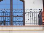 64 barierki zewnętrzne, balustrady, kowalstwo artystyczne kielce - Kowalstwo Artystyczne Kielce KOW-MET