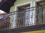 74 barierki zewnętrzne, balustrady, kowalstwo artystyczne kielce - Kowalstwo Artystyczne Kielce KOW-MET