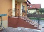 109 barierki zewnętrzne, balustrady, kowalstwo artystyczne kielce - Kowalstwo Artystyczne Kielce KOW-MET