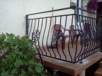 116 barierki zewnętrzne, balustrady, kowalstwo artystyczne kielce - Kowalstwo Artystyczne Kielce KOW-MET
