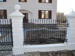 3 ogrodzenia, brama, kowalstwo artystyczne kielce - Kowalstwo Artystyczne Kielce KOW-MET