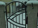4 ogrodzenia, brama, kowalstwo artystyczne kielce - Kowalstwo Artystyczne Kielce KOW-MET