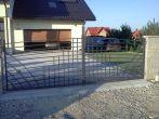 5 ogrodzenia, brama, kowalstwo artystyczne kielce - Kowalstwo Artystyczne Kielce KOW-MET