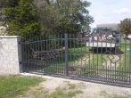 7 ogrodzenia, brama, kowalstwo artystyczne kielce - Kowalstwo Artystyczne Kielce KOW-MET
