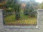 9 ogrodzenia, brama, kowalstwo artystyczne kielce - Kowalstwo Artystyczne Kielce KOW-MET