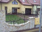 10 ogrodzenia, brama, kowalstwo artystyczne kielce - Kowalstwo Artystyczne Kielce KOW-MET