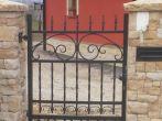 11 ogrodzenia, brama, kowalstwo artystyczne kielce - Kowalstwo Artystyczne Kielce KOW-MET
