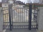 19 ogrodzenia, brama, kowalstwo artystyczne kielce - Kowalstwo Artystyczne Kielce KOW-MET