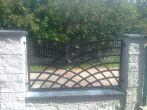 22 ogrodzenia, brama, kowalstwo artystyczne kielce - Kowalstwo Artystyczne Kielce KOW-MET