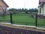 23 ogrodzenia, brama, kowalstwo artystyczne kielce - Kowalstwo Artystyczne Kielce KOW-MET