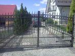 24 ogrodzenia, brama, kowalstwo artystyczne kielce - Kowalstwo Artystyczne Kielce KOW-MET