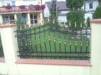 26 ogrodzenia, brama, kowalstwo artystyczne kielce - Kowalstwo Artystyczne Kielce KOW-MET