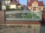 27 ogrodzenia, brama, kowalstwo artystyczne kielce - Kowalstwo Artystyczne Kielce KOW-MET