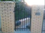 31 ogrodzenia, brama, kowalstwo artystyczne kielce - Kowalstwo Artystyczne Kielce KOW-MET