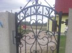 33 ogrodzenia, brama, kowalstwo artystyczne kielce - Kowalstwo Artystyczne Kielce KOW-MET