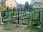 38 ogrodzenia, brama, kowalstwo artystyczne kielce - Kowalstwo Artystyczne Kielce KOW-MET