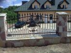 41 ogrodzenia, brama, kowalstwo artystyczne kielce - Kowalstwo Artystyczne Kielce KOW-MET