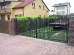 42 ogrodzenia, brama, kowalstwo artystyczne kielce - Kowalstwo Artystyczne Kielce KOW-MET