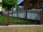 47 ogrodzenia, brama, kowalstwo artystyczne kielce - Kowalstwo Artystyczne Kielce KOW-MET