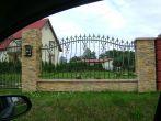 48 ogrodzenia, brama, kowalstwo artystyczne kielce - Kowalstwo Artystyczne Kielce KOW-MET