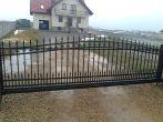 49 ogrodzenia, brama, kowalstwo artystyczne kielce - Kowalstwo Artystyczne Kielce KOW-MET