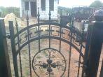 52 ogrodzenia, brama, kowalstwo artystyczne kielce - Kowalstwo Artystyczne Kielce KOW-MET