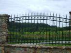 54 ogrodzenia, brama, kowalstwo artystyczne kielce - Kowalstwo Artystyczne Kielce KOW-MET