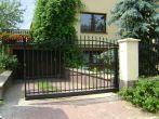 55 ogrodzenia, brama, kowalstwo artystyczne kielce - Kowalstwo Artystyczne Kielce KOW-MET