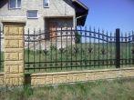 58 ogrodzenia, brama, kowalstwo artystyczne kielce - Kowalstwo Artystyczne Kielce KOW-MET