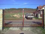 59 ogrodzenia, brama, kowalstwo artystyczne kielce - Kowalstwo Artystyczne Kielce KOW-MET