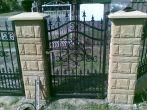 60 ogrodzenia, brama, kowalstwo artystyczne kielce - Kowalstwo Artystyczne Kielce KOW-MET