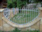 63 ogrodzenia, brama, kowalstwo artystyczne kielce - Kowalstwo Artystyczne Kielce KOW-MET