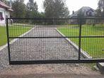 67 ogrodzenia, brama, kowalstwo artystyczne kielce - Kowalstwo Artystyczne Kielce KOW-MET