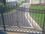 69 ogrodzenia, brama, kowalstwo artystyczne kielce - Kowalstwo Artystyczne Kielce KOW-MET