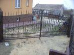 72 ogrodzenia, brama, kowalstwo artystyczne kielce - Kowalstwo Artystyczne Kielce KOW-MET