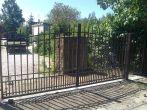 74 ogrodzenia, brama, kowalstwo artystyczne kielce - Kowalstwo Artystyczne Kielce KOW-MET