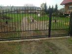 75 ogrodzenia, brama, kowalstwo artystyczne kielce - Kowalstwo Artystyczne Kielce KOW-MET