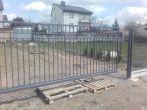 77 ogrodzenia, brama, kowalstwo artystyczne kielce - Kowalstwo Artystyczne Kielce KOW-MET