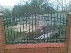 80 ogrodzenia, brama, kowalstwo artystyczne kielce - Kowalstwo Artystyczne Kielce KOW-MET