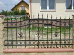 81 ogrodzenia, brama, kowalstwo artystyczne kielce - Kowalstwo Artystyczne Kielce KOW-MET