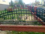 82 ogrodzenia, brama, kowalstwo artystyczne kielce - Kowalstwo Artystyczne Kielce KOW-MET