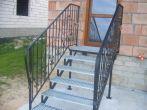 19 schody, konstrukcje, kowalstwo artystyczne, kielce - Kowalstwo Artystyczne Kielce KOW-MET