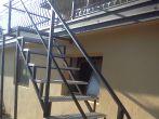 24 schody, konstrukcje, kowalstwo artystyczne, kielce - Kowalstwo Artystyczne Kielce KOW-MET
