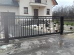 92 ogrodzenia, brama, kowalstwo artystyczne kielce - Kowalstwo Artystyczne Kielce KOW-MET