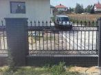 106 ogrodzenia, brama, kowalstwo artystyczne kielce - Kowalstwo Artystyczne Kielce KOW-MET
